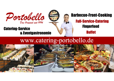 Catering-Service & Eventgastronomie